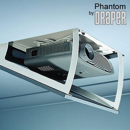 Draper PHANTOM Motorized Projector Mount draper phantom