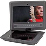 Audiovox DS9106 DVD Player Portable