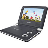 Coby TFDVD7009 DVD Player Portable