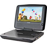 Coby TFDVD7309 DVD Player Portable