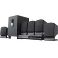 Coby DVD-765 HTIB Home Theater In A Box