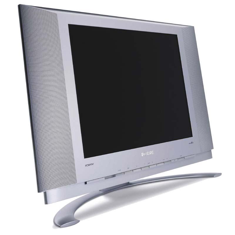 philips tv flat screen. philips 20pf9925 20-inch flat panel lcd monitor tv screen