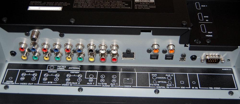 Hdtv canada virtual surround sound audio system showdown for Yamaha ysp 1000