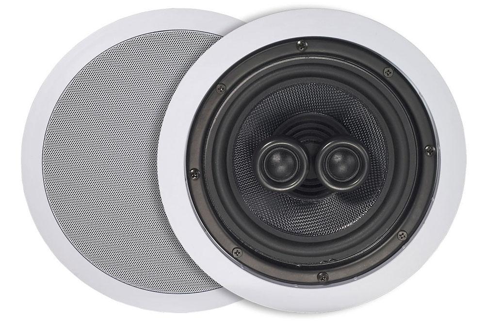 Ridley Acoustics Kvc6d5 In Ceiling Dual Voice Speakers Kvc6d5