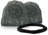 Ridley Acoustics EVR60G Outdoor Rock Speakers
