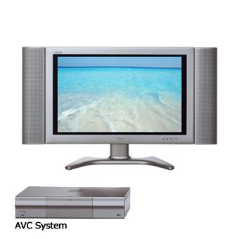 Sharp LC30HV4U Widescreen XGA HDTV LCD TV