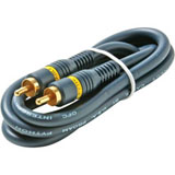 Steren 254-110BL 3 ft Composite Video Cable