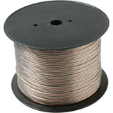 Steren 255-319CL 18 Gauge Speaker Wire